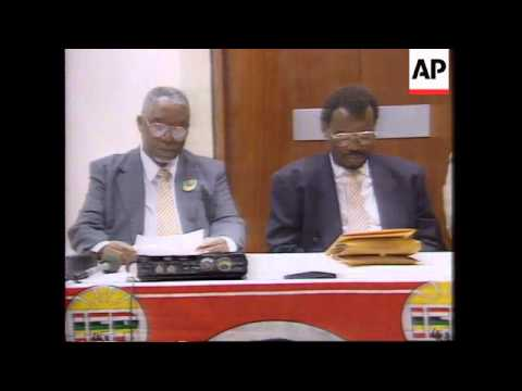 South Africa - Zulu IFP Refuses To Help Write Cons
