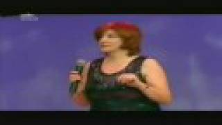 Victoria Wood The Albert Hall Parody of Jane McDonald 2/3