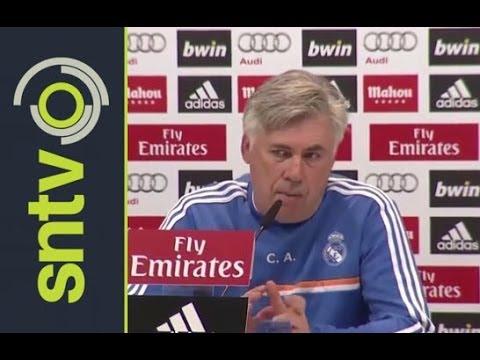 Ancelotti predicts Bale success