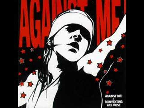 Against Me - Pints Of Guinness Make You Strong