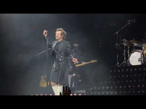 Only Angel - Harry Styles - Glasgow 14.4.18