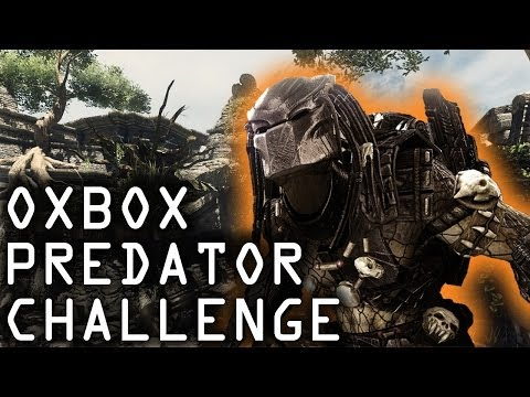 Outside Xbox Call of Duty Predator Challenge