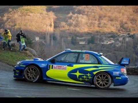 Goodbye Subaru Impreza Wrc 2007 Youtube