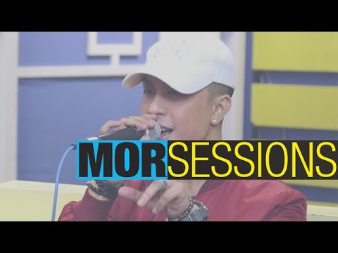 "MOR Sessions: Kris Lawrence with ""Versace On The Floor"" (Bruno Mars)"