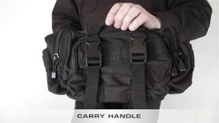 ACHTUNG! : Modular Fanny Bag Demonstration