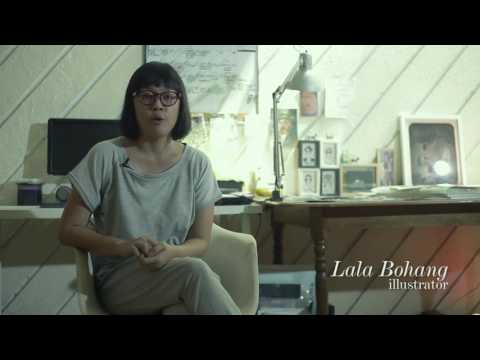 download lagu STYLE Profile: Lala Bohang - Illustrator gratis