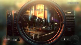"DJuno - Hitman Sniper Challenge : No Upgrade Score ""Updated"", 6,212,143 Points"