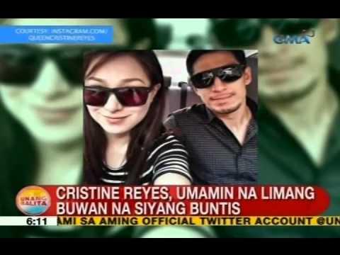 UB: Cristine Reyes, umamin na 5 buwan na siyang buntis