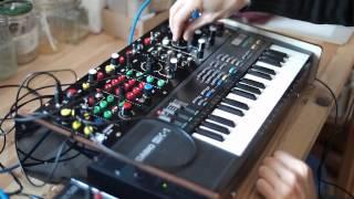 papernoise concertodrone mk3 (circuit-bent casio SK-)1 demo