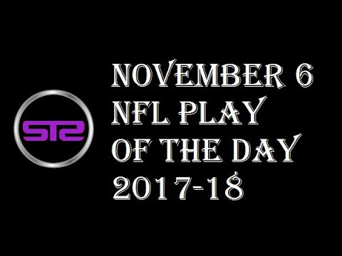 Week 9 - November 6, 2017 - NFL Pick of The Day - Today NFL Picks ATS Tonight - 11/6/17