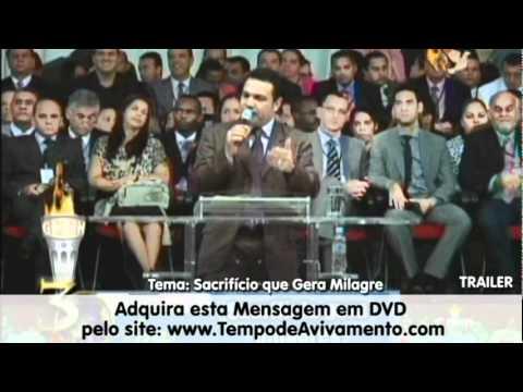 Pastor Marco Feliciano, Sacrifício que Gera Milagre, Gideões 2012