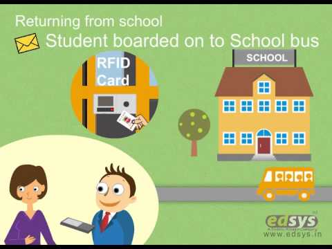 Bus Tracking System Track School Bus Upgraded