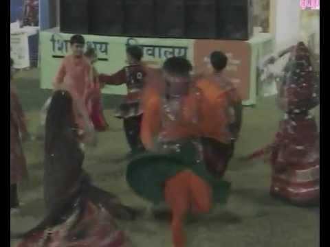Gujarati Garba Songs - Lions Club Navratri 2010 Kalol - Sarla...