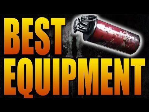 Thermobaric Grenade - BEST EQUIPMENT IN GHOSTS! (Call of Duty COD Tactical Nade Analysis Review)