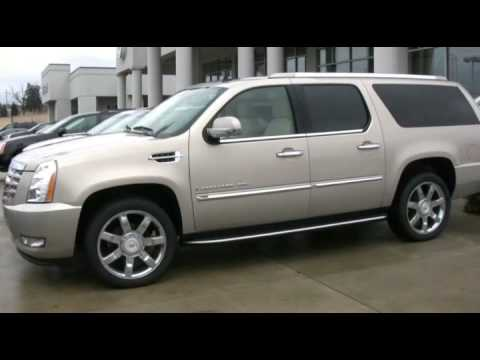 New 2009 Cadillac Escalade Cincinnati Video