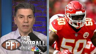 Indianapolis Colts making smart investment with Justin Houston | Pro Football Talk | NBC Sports