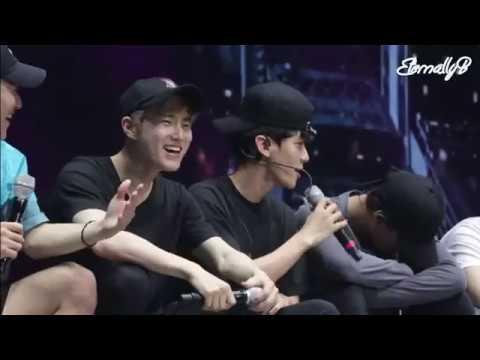 [ENG SUBS] THE EXO'rDIUM Seoul DVD Making Film - BH CUT