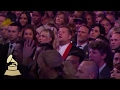 James Corden Singing Along During Prince Tribute | Audience Cam | 59th GRAMMYs