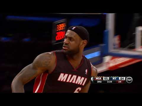 2014 All-Star Top 10: LeBron James