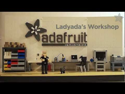 Ladyada's LEGO Workshop