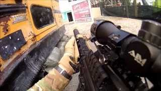 Ron Loy Support Against Cancer Event Paintball Explosion 09142014