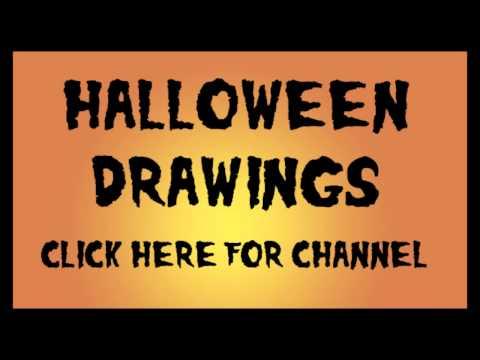 Halloween Drawings