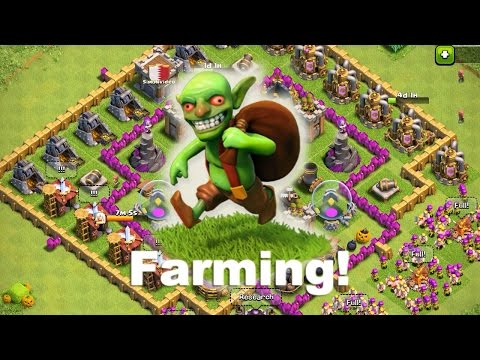 Clash of Clans - 100% on a Maxed Base!