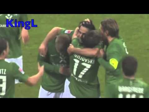 DANKE CLAUDIO PIZARRO | 6 JAHRE WERDER | HD