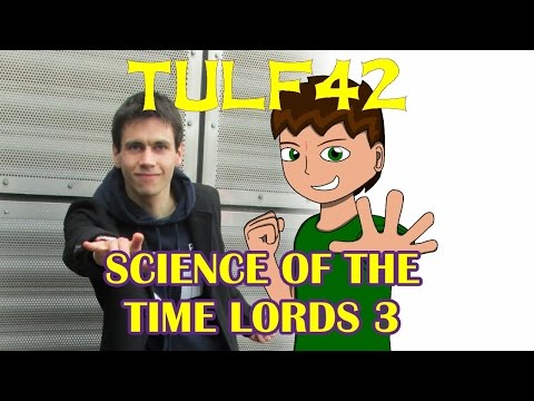 TULF42 at Science of the Time Lords 3 1/2