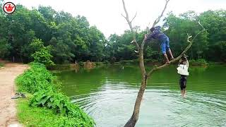 Village Stupid Boy s Eid New Funny Video Clips 2018   Comedy Video Clips   By FuNnY StUdiO TV 1
