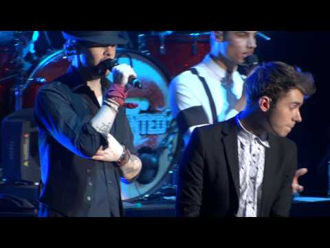 The Wanted- Brighton Centre- 29th March 2014- Show Me Love