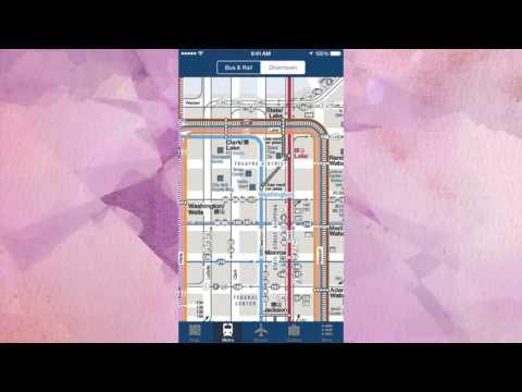 Chicago Offline Map App
