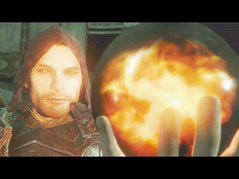 SHADOW OF WAR All Shelob Appearances