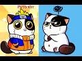 Котик Мимитос 2 Детский игровой мультик для детей Котик с улицы My Virtual Cat Mimitos mp3