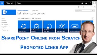 SharePoint Promoted Links App