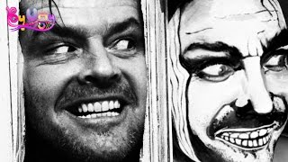 The Shining Jack Nicholson Tiplemesi - By Umy Makeup Tutorial