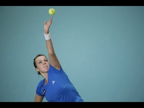 2014 Open GDF SUEZ Quarterfinal WTA Highlights