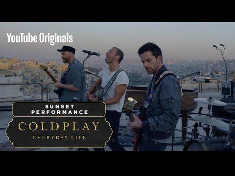 Download  Coldplay: Everyday Life Live in Jordan - Sunset Performance Gratis, download lagu terbaru