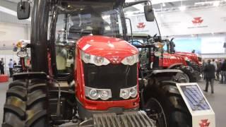 Las nuevas gamas de 4 cilindros Massey Ferguson en FIMA 2014