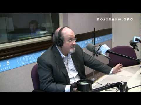 The Kojo Nnamdi Show: Salman Rushdie Shares Funny Stories