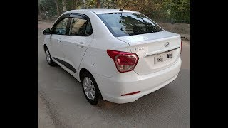 Hyundai Xcent Second Hand