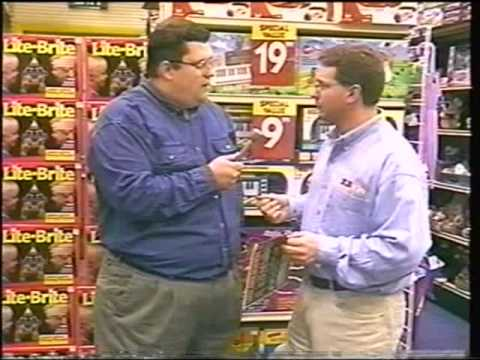 KB Toys Lagrange Ga. Green Friday 1993 Preview Video