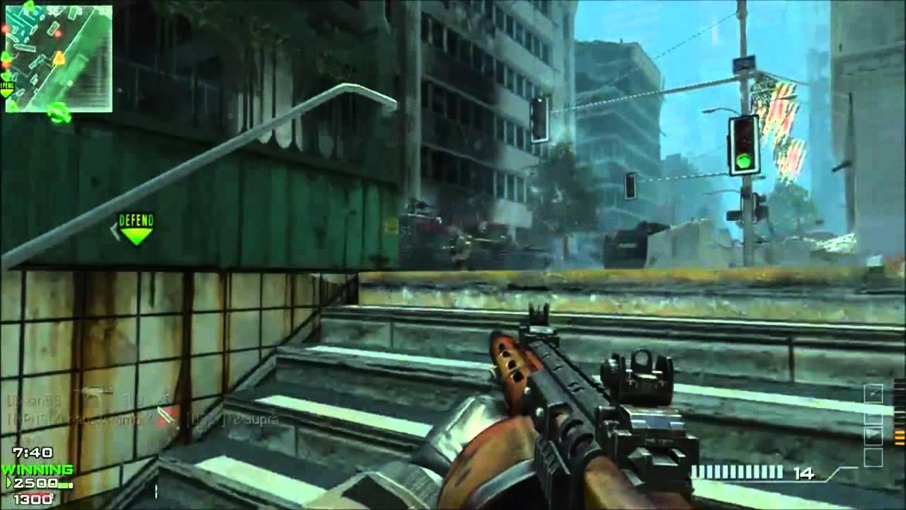 Shotgun Mw3 Cod Mw3 Striker Shotgun