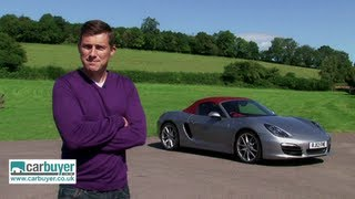 Porsche Boxster review - CarBuyer