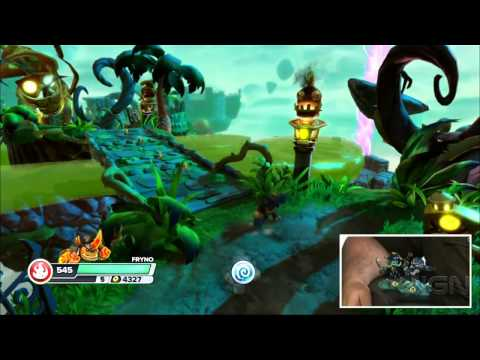 Skylanders: Swap Force Gameplay Demo - IGN Live - E3 2013