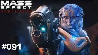 Mass Effect Andromeda #091 - Jaal Loyalität - Let's Play Mass Effect Andromeda Deutsch / German