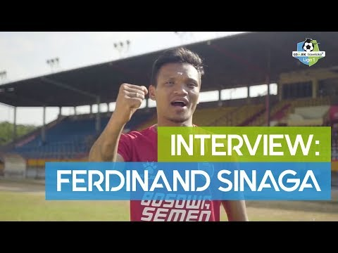 Interview: Ferdinand Sinaga
