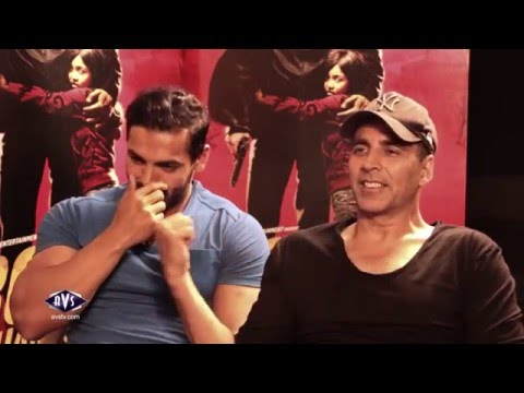 John and Akshay Interview