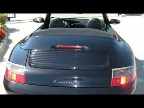 2002 Porsche 911 Carrera Plano TX 75093