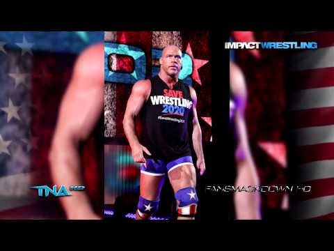 2006 2014: Kurt Angle 3rd Tna Theme Song - gold Medal + Download Link video